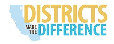 Districts Make the Difference website